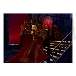 7 Deadly Sins - Wrath Card