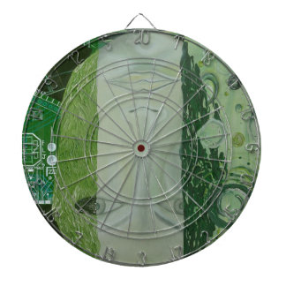7 Dimensions in One Place Dart Board