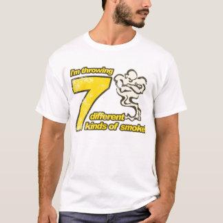 7 Kinds of Smoke T-Shirt