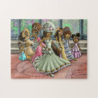"""""""7 Princesses"""" 11x14 Puzzle with Gift Box"""