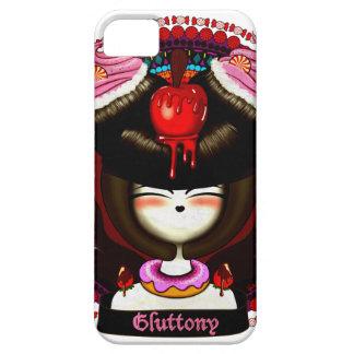 7Sins - Gluttony iPhone 5 Case