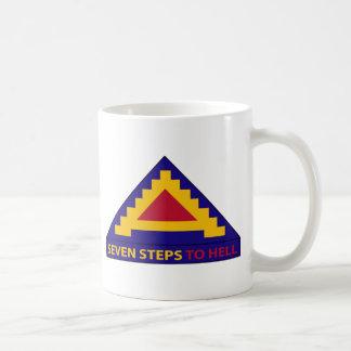 7th Army - Seven Steps To Hell Coffee Mug