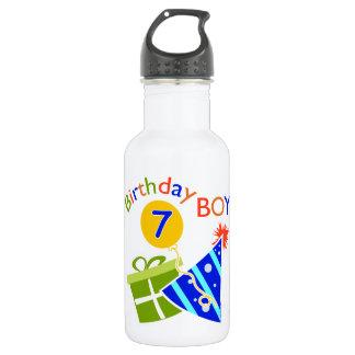 7th Birthday - Birthday Boy 532 Ml Water Bottle