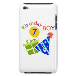 7th Birthday - Birthday Boy Barely There iPod Case