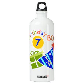 7th Birthday - Birthday Boy SIGG Traveller 1.0L Water Bottle