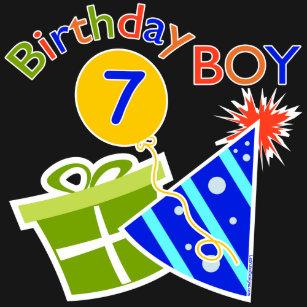 Boy 7th Birthday Gifts On Zazzle AU