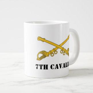 7th Cavalry Mug Jumbo Mug