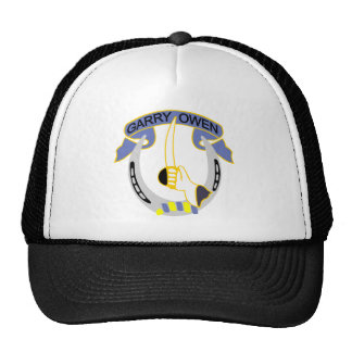 7th Cavalry Regiment Patch Hat
