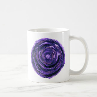 7th-Crown Chakra Healing Artwork #2 Coffee Mug