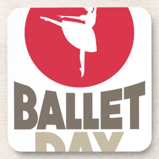 7th February - Ballet Day Coaster