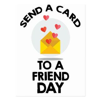 7th February - Send a Card to a Friend Day