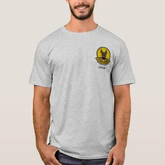7th FS w/Raptor - Light colored T-Shirt