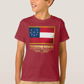 7th Georgia Infantry (1) T-Shirt