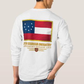 7th Georgia Infantry (1) T-Shirt