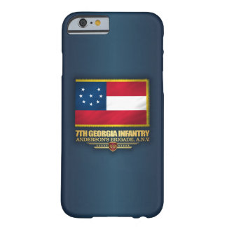 7th Georgia Infantry Barely There iPhone 6 Case