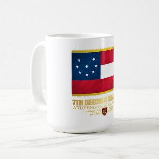 7th Georgia Infantry Coffee Mug