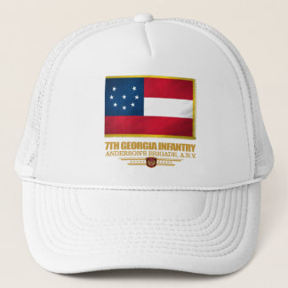 7th Georgia Infantry Trucker Hat
