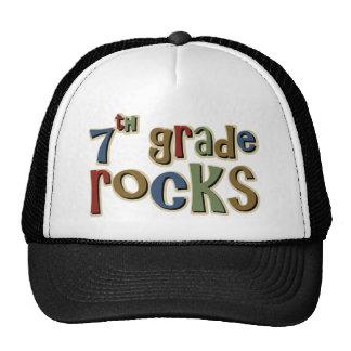 7th Grade Rocks Seventh Hats