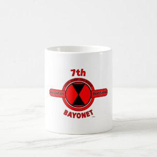 7TH INFANTRY DIVISION BAYONET DIVISION COFFEE MUG