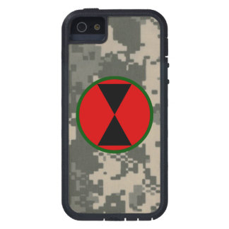 7th Infantry Division Hourglass Division iPhone 5 Case