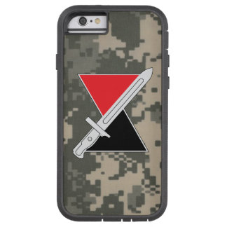 "7th Infantry Division ""Hourglass Division"" DUI Tough Xtreme iPhone 6 Case"