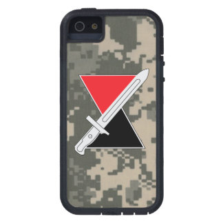 "7th Infantry Division ""Hourglass Division"" DUI iPhone 5 Cases"