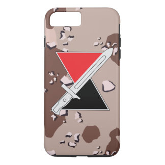 "7th Infantry Division ""Hourglass Division"" DUI iPhone 7 Plus Case"