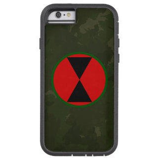 "7th Infantry Division ""Hourglass Division"" Tough Xtreme iPhone 6 Case"