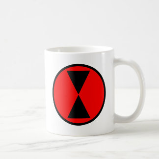 7th Infantry Division Coffee Mugs
