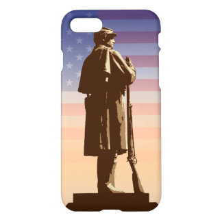 7th Regiment Memorial iPhone 7 Case