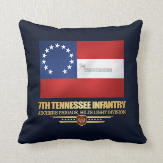 7th Tennessee Infantry Cushion