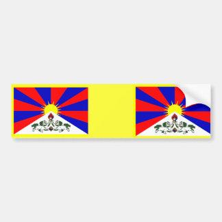 800px-Flag_of_Tibet_svg, 800px-Flag_of_Tibet_svg Bumper Sticker