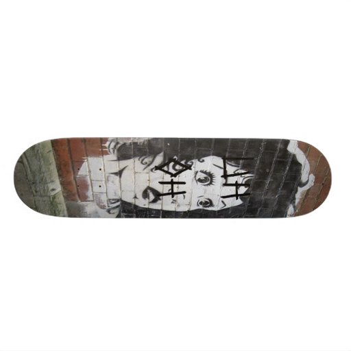 800px-Grafitti_wall, UH OH Skate Board Decks