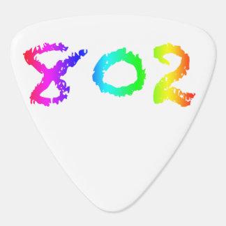 802 Guitar Pick