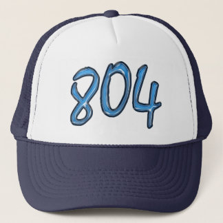 804 RVA Richmond Metro Trucker Hat