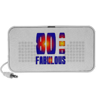 80 And Fabulous Notebook Speakers