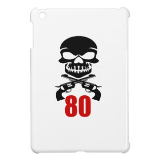 80 Birthday Designs Case For The iPad Mini