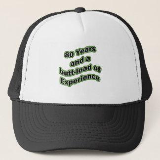 80 butt-load trucker hat