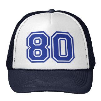 80 - eighty mesh hats