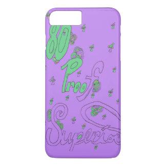 80 Proof Phone case