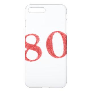 80 years anniversary iPhone 7 plus case