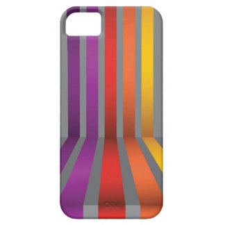 80Colorful Lines_rasterized Case For The iPhone 5