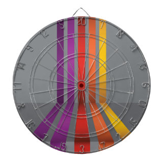 80Colorful Lines_rasterized Dartboard