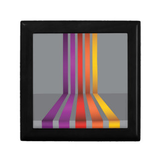 80Colorful Lines_rasterized Gift Box