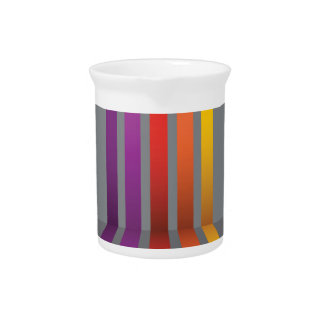 80Colorful Lines_rasterized Pitcher