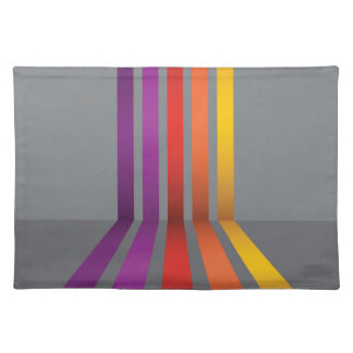 80Colorful Lines_rasterized Placemat