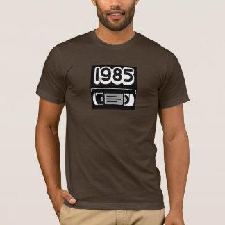 80's 1985 Retro VHS Tape Shirt