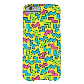 80's/90's Neon Pattern Barely There iPhone 6 Case