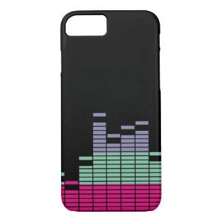 80s beat eighties design music wave vintage art iPhone 7 case