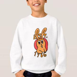 80's Bunny Sweatshirt